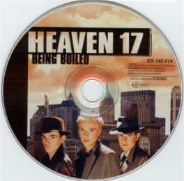 Heaven 17 - Being Boiled CD